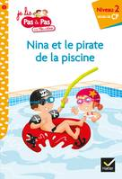 Nina et le pirate de la piscine