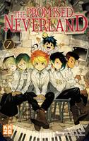 7, The promised neverland