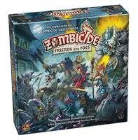 ZOMBICIDE FRIENDS ANDS FOES EXTENSION BLACK PLAGUE ET GREEN HORDE