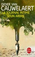 Le Journal intime d'un arbre, roman