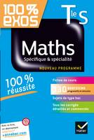 Maths Tle S Sp√©cifique & sp√©cialit√©: Exercices r√©solus - Terminale S, Exercices résolus - Terminale S