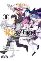 Re-zero, re-life in a different world from zero, troisième arc, truth of zero, 11, Re:Zero