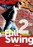 In Full Swing 2de (Ed.2019) - Livre