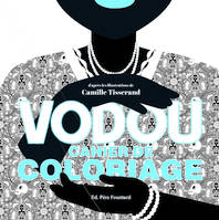VODOU : COLORIAGES (COLL. GRAIN DE FOLIE)