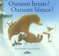 Oursons bruns ? Oursons blancs ?