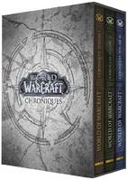 Coffret World of Warcraft 2020 : Chroniques I, II, III
