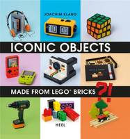 Iconic Objects Made From Lego Bricks /anglais