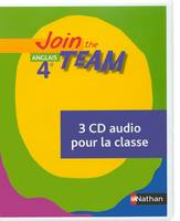 Join the Team 4e - CD audio classe (2008)