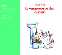 La vengeance du chat assassin (Livre lu - CD)