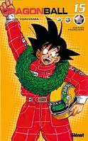 15, DRAGON BALL (VOLUME DOUBLE) - TOME 15