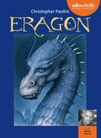 Eragon 1, Livre audio 2 CD MP3 - Livret 4 pages