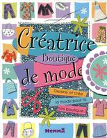 CREATRICE BOUTIQUE DE MODE, manuel