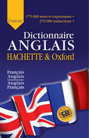 Dictionnaire ANGLAIS HACHETTE & Oxford - Concise, The concise Oxford-Hachette French dictionary : French-English, English-French, The concise Oxford-Hachette French dictionary : French-English, English-French, The concise Oxford-Hachette French diction...