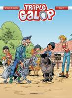 13, Triple Galop - tome 13