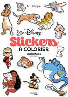 Stickers à colorier Disney