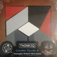 Tangram exotique Thinkiq Coaster 4