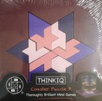 Tangram exotique Thinkiq Coaster 7
