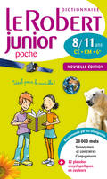 Dictionnaire Le Robert Junior Poche