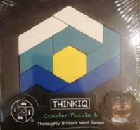 Tangram exotique Thinkiq Coaster 6