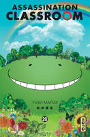 20, Assassination classroom