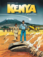 Kenya., 1, Kenya - Tome 1 - Apparitions