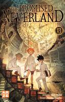 13, The promised Neverland, Tome 13