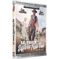Le Train sifflera trois fois (Édition Collector Silver Blu-ray + DVD) - Blu-ray (1952)