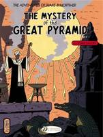 BLAKE & MORTIMER . THE MYSTERY OF THE GREAT PYRAMID