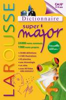 Dictionnaire Larousse Super Major 9 / 12 ans (CM2 / 6e)