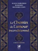 Le Chemin de l'amour inconditionnel - Cartes oracle