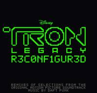 tron legacy reconfigured - disquaire day 2020