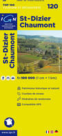 CR St Didiez Chaumont 120 IGN