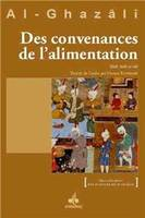 Des convenances de l'alimentation