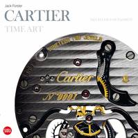 CARTIER TIME ART - MECHANICS OF PASSION, Cartier time art
