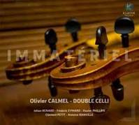 Olivier Calmel Double Celli Cd