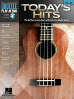 Today's Hits, Ukulele Play-Along Volume 40