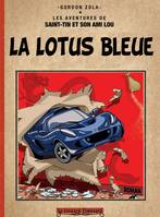 La Lotus bleue, Version reliée couleur