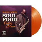 Soul Food / Cooking With Maceo - Vinyle Orange