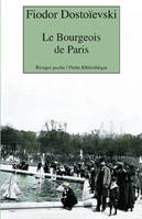 LE BOURGEOIS DE PARIS