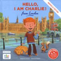 Hello, I am Charlie ! / from London, from London