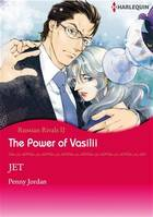 Harlequin Comics: Russian Rivals - Tome 2 : The Power of Vasilii