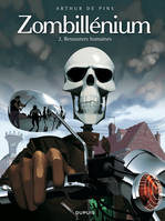2, Zombillénium - Tome 2 - Ressources humaines