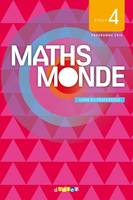 Maths Monde cycle 4 - Livre du professeur - version papier