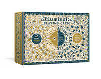 Illuminated Playing Cards Two Decks for Games and Tarot /anglais