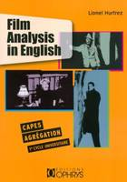 Film analysis in English / Capes, agrégation, 1er cycle universitaire
