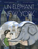 UN ELEPHANT A NEW YORK