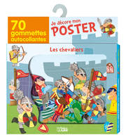 GOMMETTES POSTER CHEVALIERS