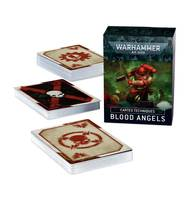Cartes Techniques Blood Angels