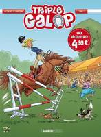 Triple Galop - tome 01 - top humour 2021