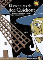 13 AVENTURES DE DON QUICHOTTE